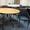 Стол складной. Стул банкетный. Для гостиниц,  ресторанов,  конференц-залов. #1063803