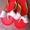 Силиконовые женские шлепанцы, вьетнамки.Цвета.Недорого. #1101539