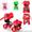 Роликовые коньки раздвижные 4-колесные Profi Roller для мальчиков и девочек #1252750