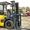 Вилочный автопогрузчик/автонавантажувач  Mitsubishi  на 2.5 тонны #1697964