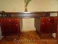 комплект:стол письменный + кресло
