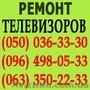 Ремонт телевізорів в Івано-Франківську. Майстер з ремонту телевізора вдома