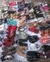 Новая обувь Аndrea Вata на вес по 17, 5 евро за кило. Лоты 23 кг., Объявление #1276017