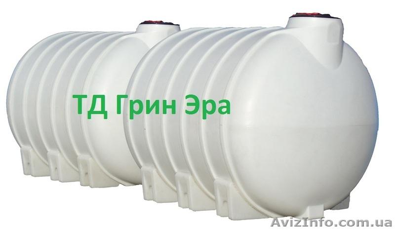 Резервуары для транспортировки воды и КАС до 15м3, Объявление #1359834