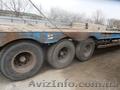 Продаем колесный полуприцеп-платформу THT 9743TD,г/п 60 тонн,2008 г.в. - Изображение #3, Объявление #1454856