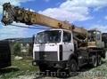 Продаем автокран МТМ КС-55727-1 МАШЕКА, г/п 25 тонн, МАЗ 630303, 2008 г.в., Объявление #1457294
