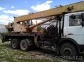 Продаем автокран МТМ КС-55727-1 МАШЕКА, г/п 25 тонн, МАЗ 630303, 2008 г.в. - Изображение #3, Объявление #1457294