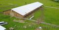 Продажа Ферми Виробниче Приміщення 1200 м2 Земельна Ділянка 8 Га